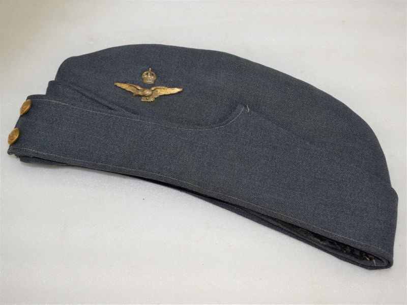 Lovely Quality RAF Officers Private Purchase FS Cap by Bates Hatters