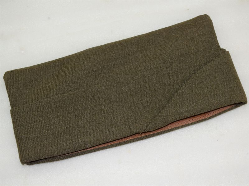 WW2 US Army Issue Garrison Cap Serge Wool