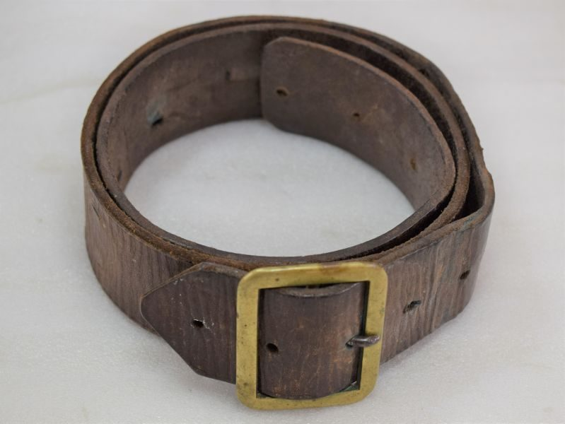 8 Original WW1 WW2 British Army & Home Guard 1903 Pat Waist Belt.