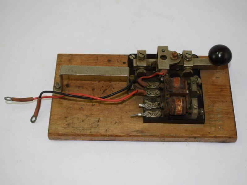 10 WW2 British Army Morse Key Buzzer Signalling Training
