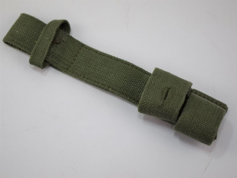 Mint Unissued British 1944 Pattern Webbing bayonet Frog Dated 1945