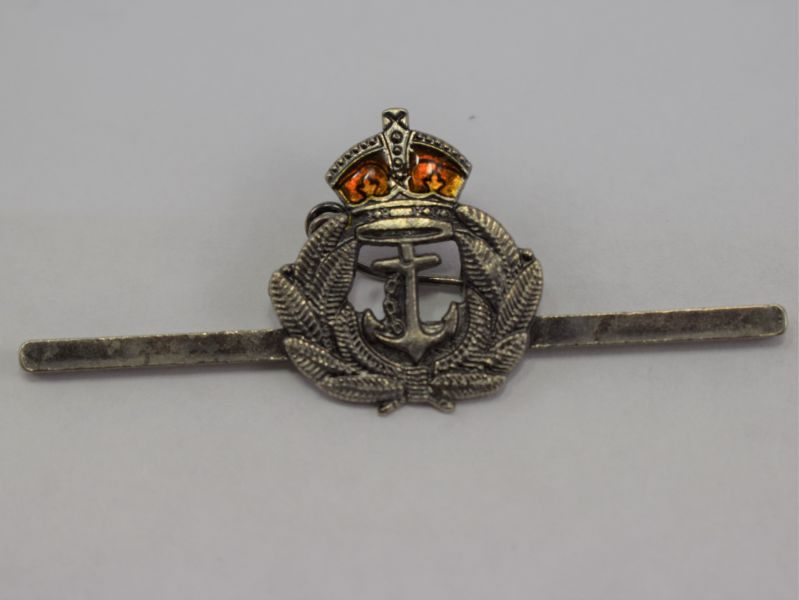WW1 WW2 Royal Navy Sweetheart Brooch