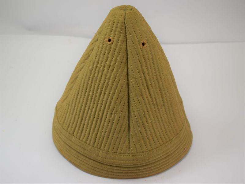 Original WW2 British Indian Army Turban Cone Dated 1942
