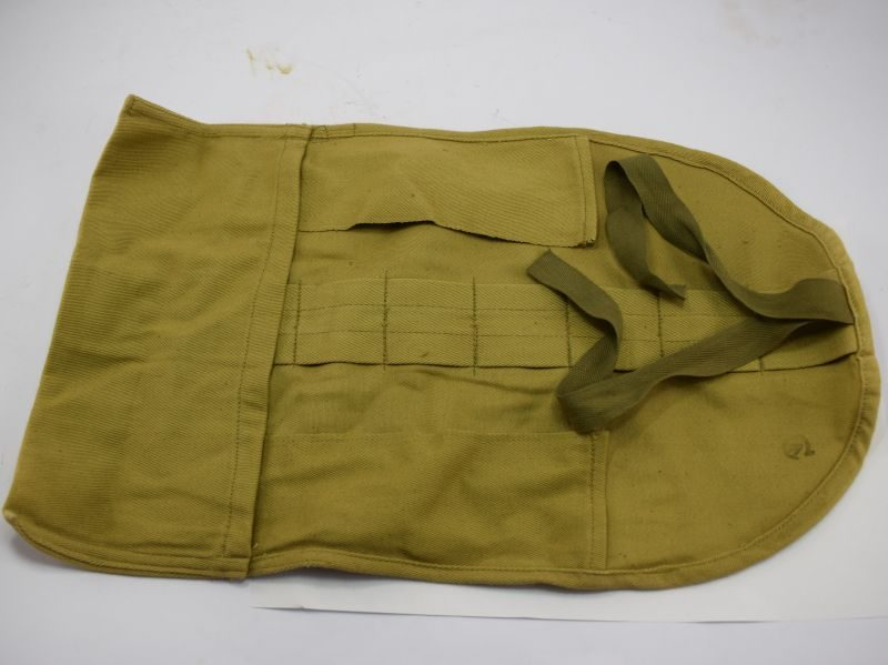 Original WW2 Canadian Army Issue Wash Roll Dated 1943