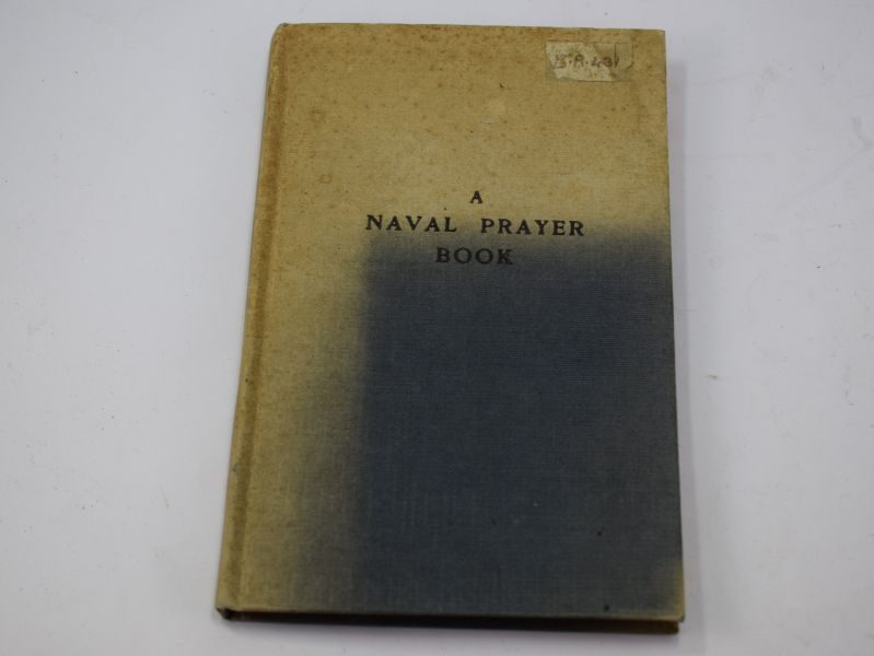 Original 1942 Dated Royal Navy Prayer Book