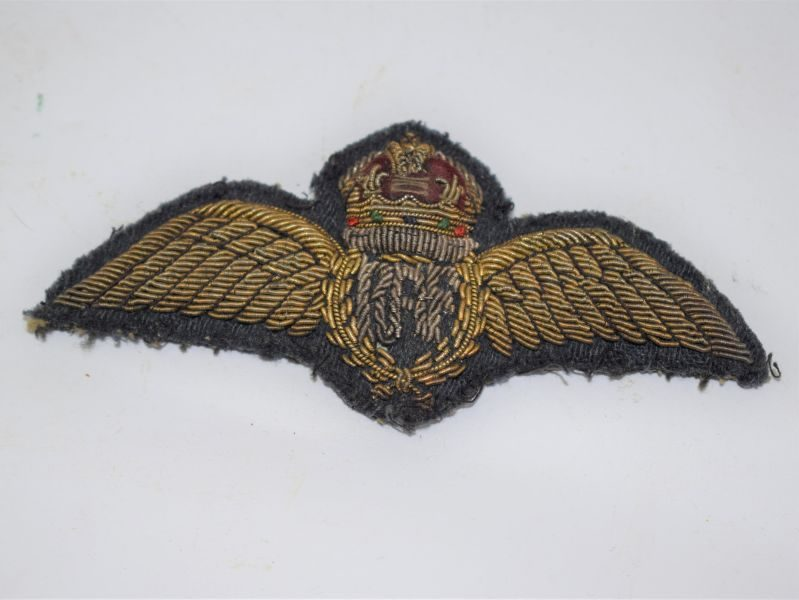 23 Original WW2 RAF Officers High Quality Mess Dress Pilots Wings
