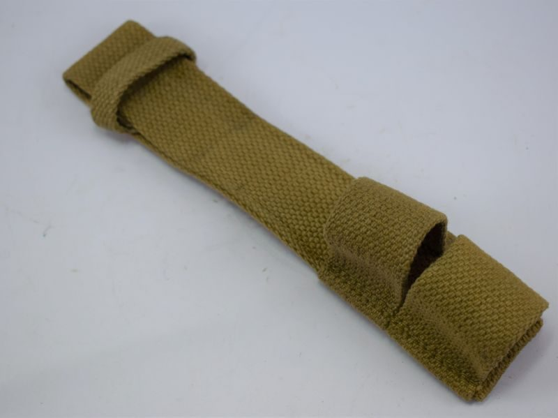Excellent WW2 British Army Bayonet Frog in Perfect condition