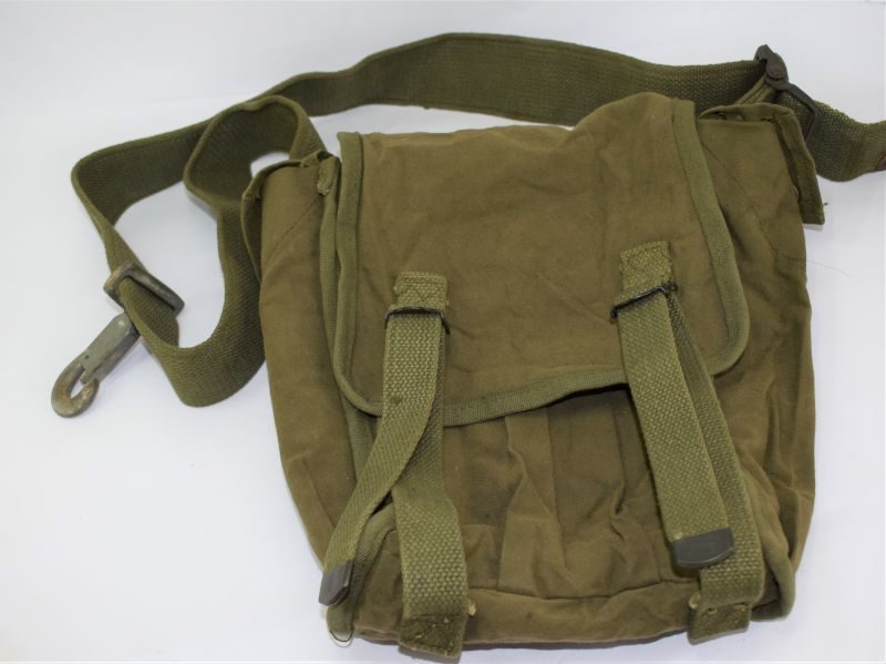 Original WW2 US Army Airborne Demolitions Bag Drop Bag