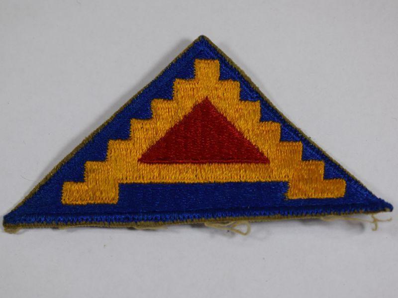 Original WW2 US 7th Army Cloth Badge