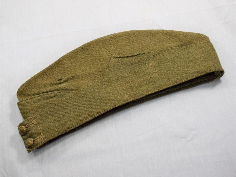 14 Original WW2 British Army Field Service Cap Dated 1940