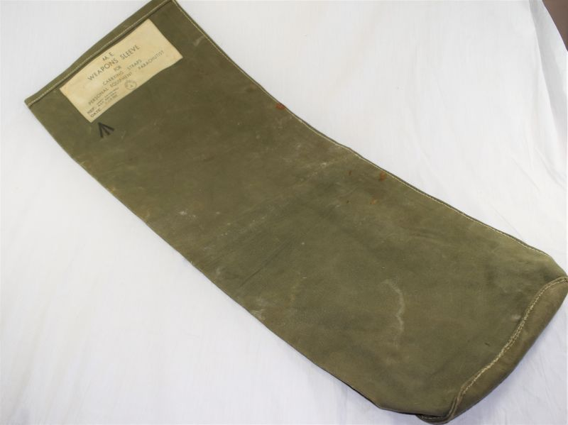 British Army Parachutist Weapons Sleeve Dated 1964