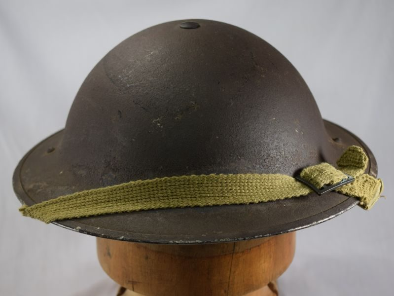 29 Original WW2 British Army Tommy Helmet & Liner 1940 – 41 dated