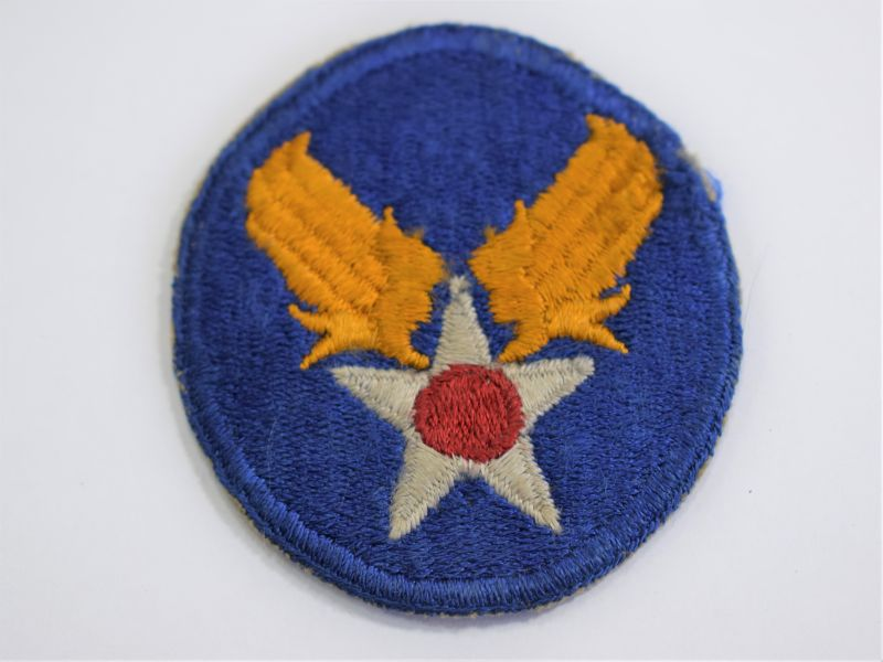 Original WW2 USAAF Cloth BadgeOriginal WW2 USAAF Cloth Badge
