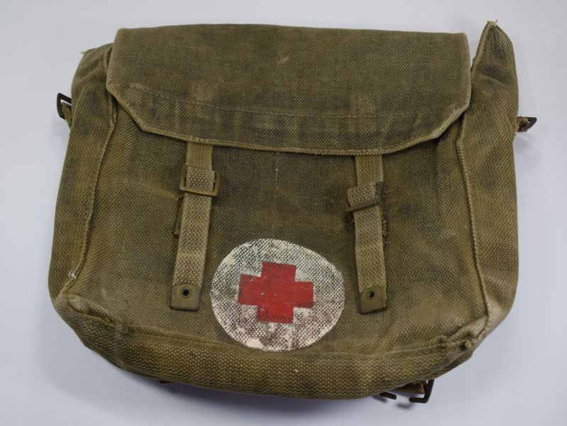 WW2 British Army Medics Small Pack
