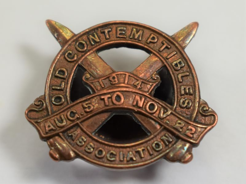 old contemptables Badge