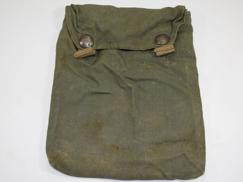 Original WW2 German Army Issue Gas Cape Bag