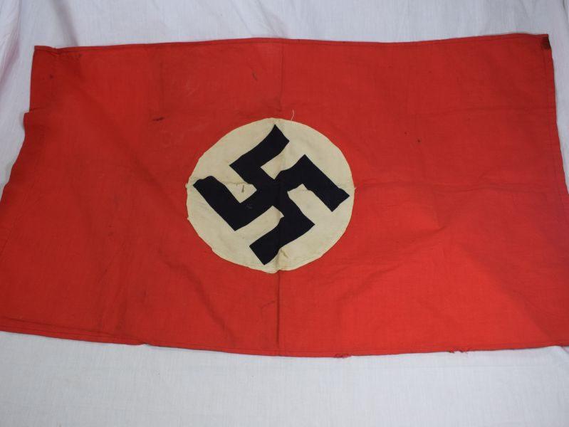Original WW2 German Home front Small Nazi Flag
