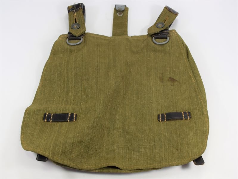 Excellent Original WW2 German Army Bread Bag Dated 1941