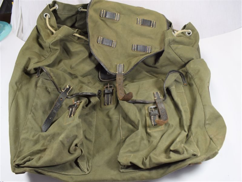WW2 German Mountain Troops Large Rucksack in Excellent Condition