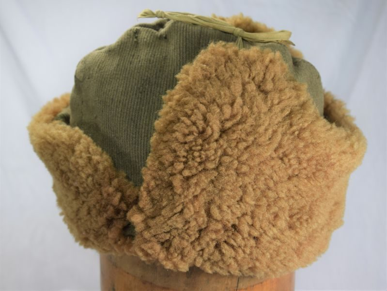 WW1 WW2 British Army Cold Weather Cap