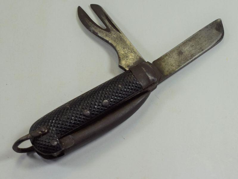 5 WW2 British Army Jack Knife Richards 1941