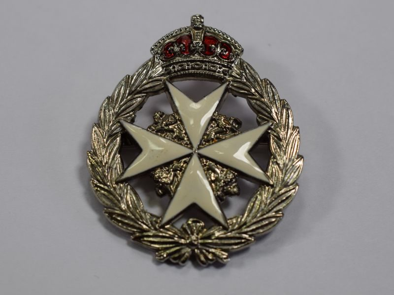 WW2 Era St John Ambulance Breast Badge, Cap Badge?