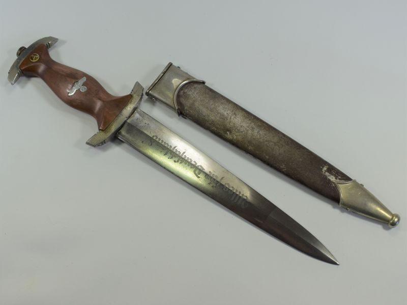 4 Original WW2 German SA Mans Dagger RZM Marked M7/12