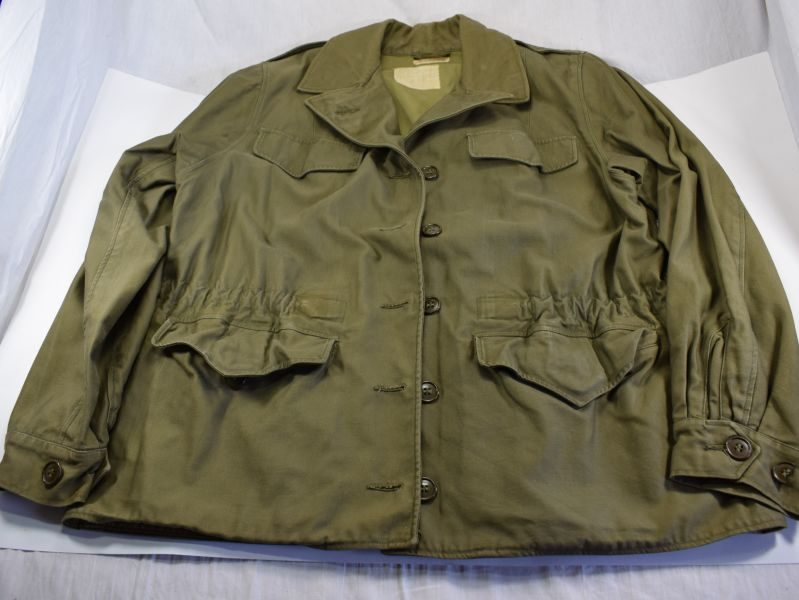 Excellent WW2 US Army Womans M1943 Jacket to a Female officer