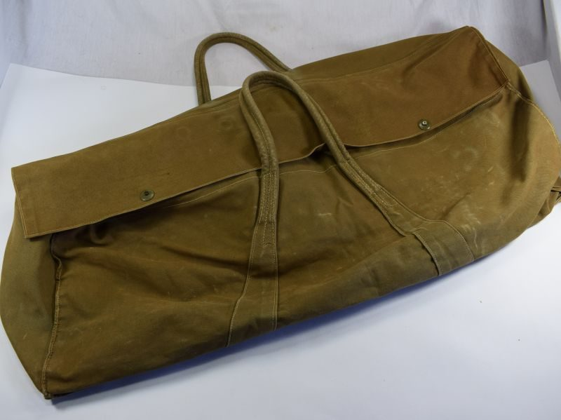 8 Post WW2 British WRAC Woman's Kit Bag