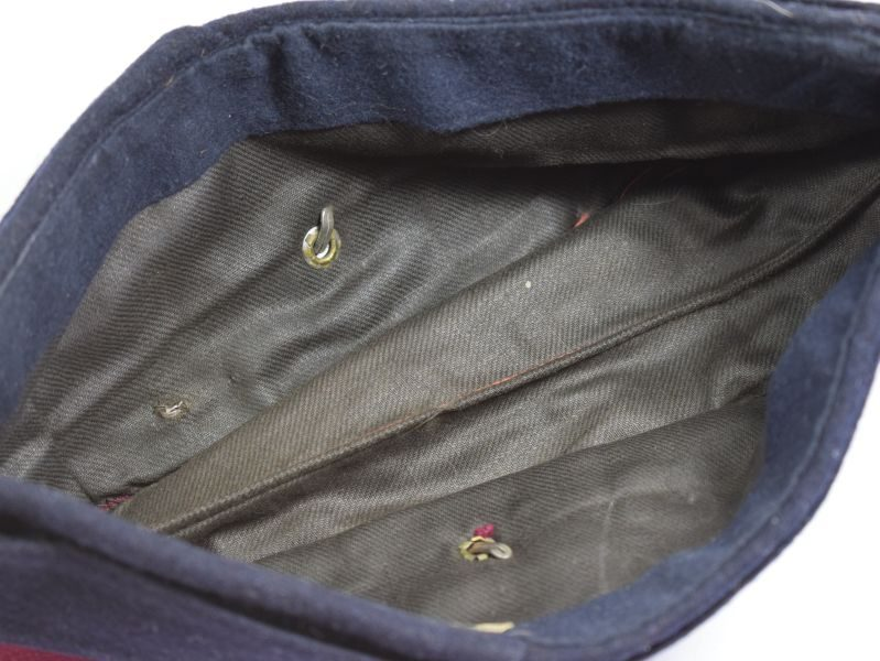 16 Original WW2 RAMC Coloured Field Service Cap