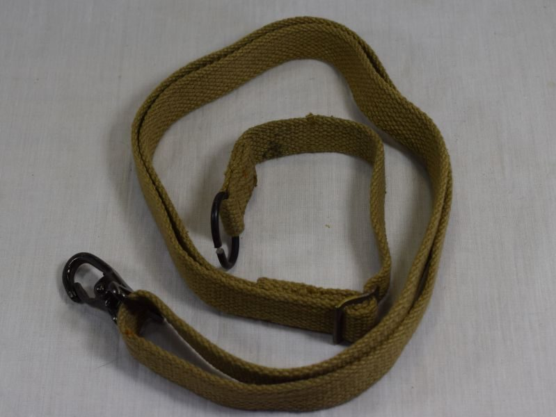 Unusual WW2 Sten or Other SMG Sling Dated 1943