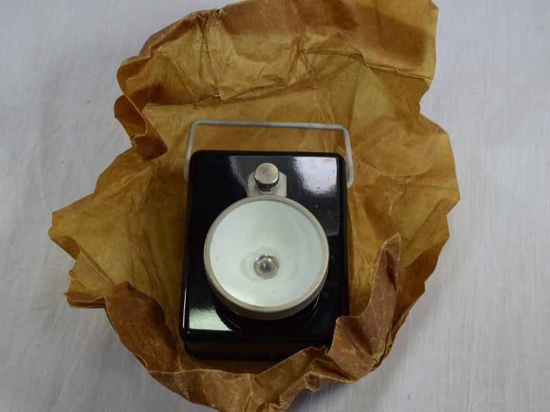 Unusual WW2 1950s? RAF Issue Lamp For ARP Use