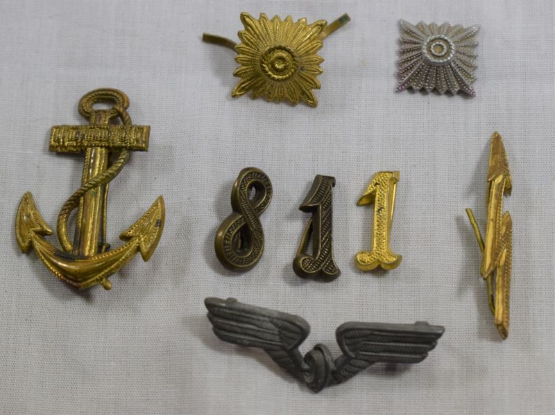Small Collection Of Original WW2 German Badges