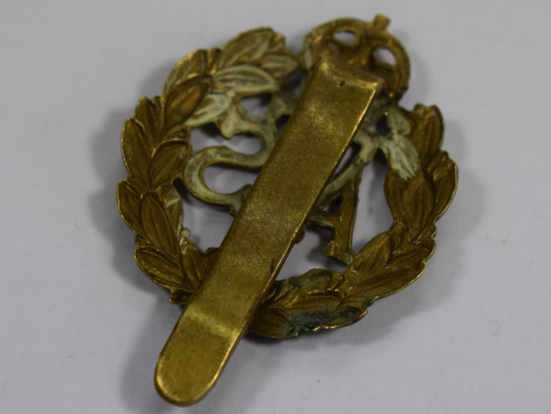 Original WW2 ATS Woman's Cap Badge