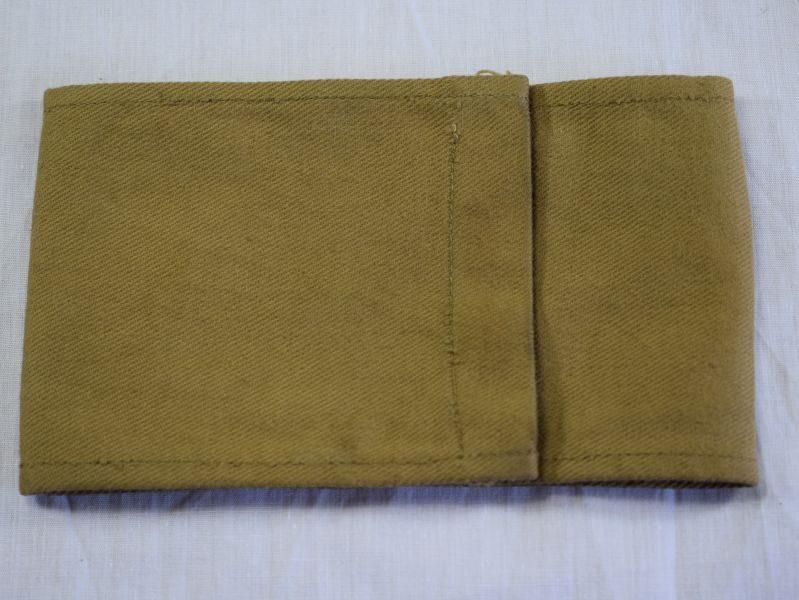 Original WW2 British W.T.S. Armband Woman's Transport Service