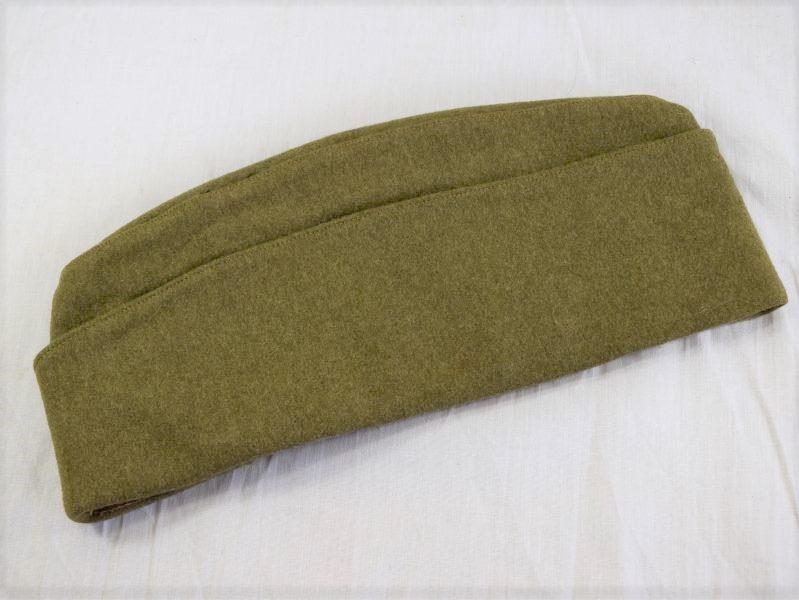 Excellent WW1 WW2 US Army Overseas Cap