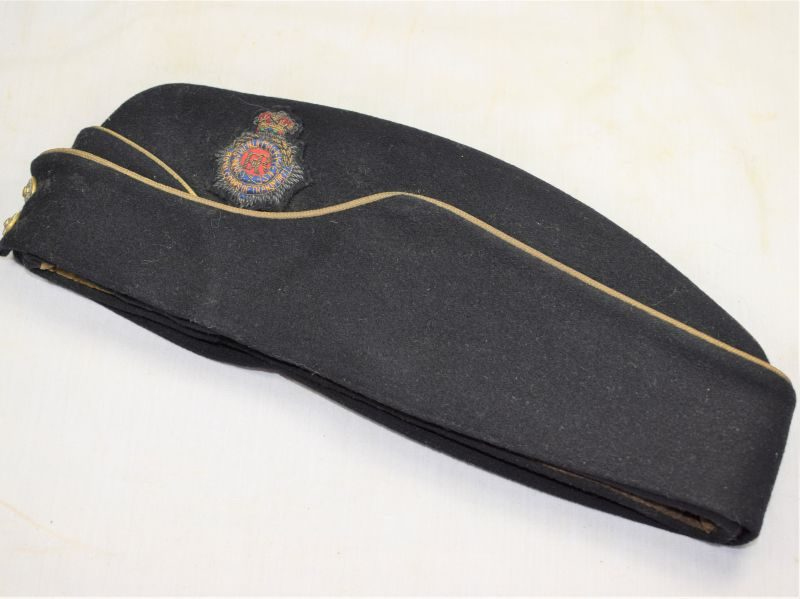 1960s British RCT Officers Coloured Field Service Cap