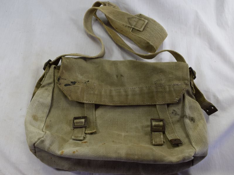 Original RAF 1925 Pattern Webbing Haversack Side Pack AM 1940
