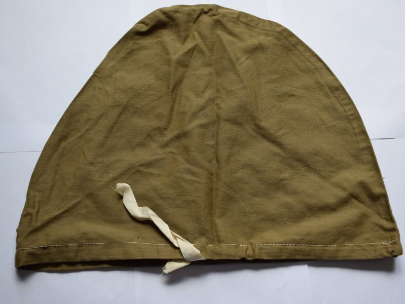 Original WW2 British Military Pith Helmet Cover Dated 1941