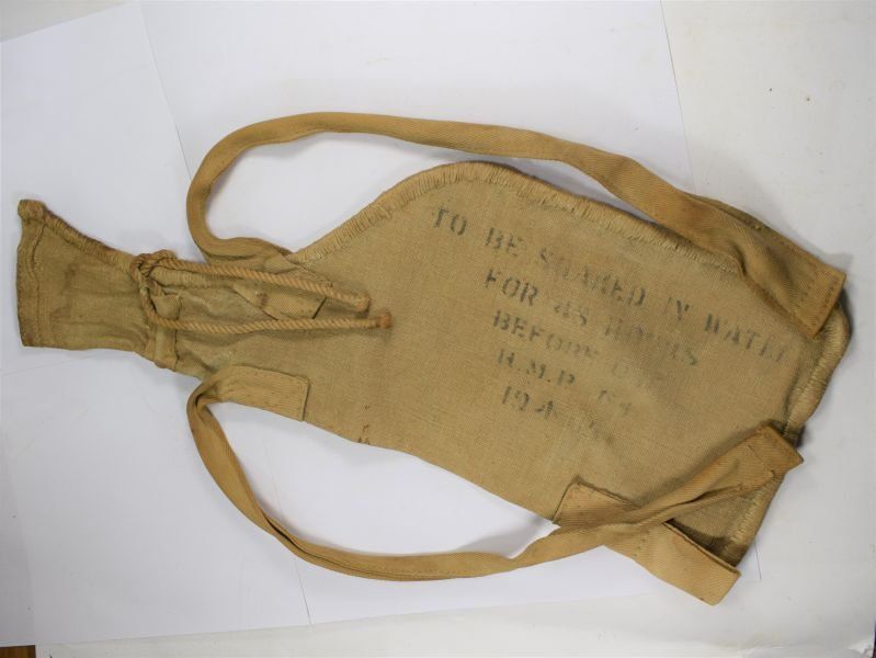 Original WW2 era Water Carrier Water Bag