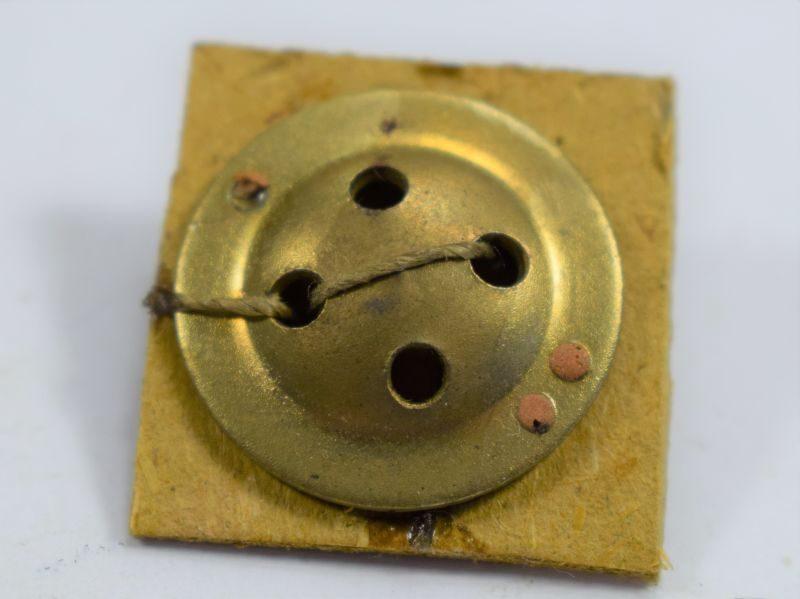 Unissued Original WW2 British Army, SOE Escape & Evasion Fly Button Compass
