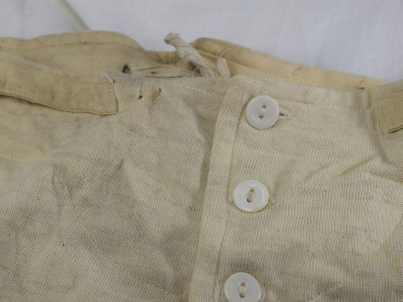 Original WW2 Australian Made Thermal Long Johns Dated 1944
