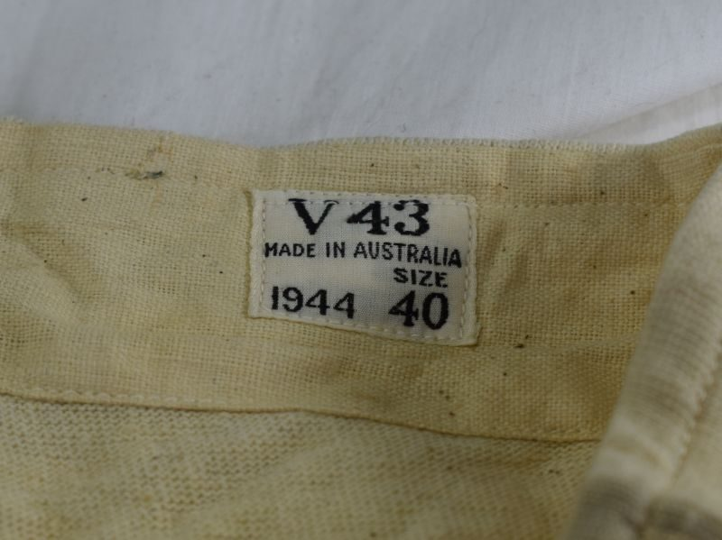 Original WW2 Australian Made Thermal Long Johns Dated 1944