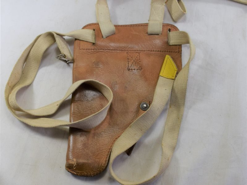 Vintage East German Military Shoulder Holster Dated 1967