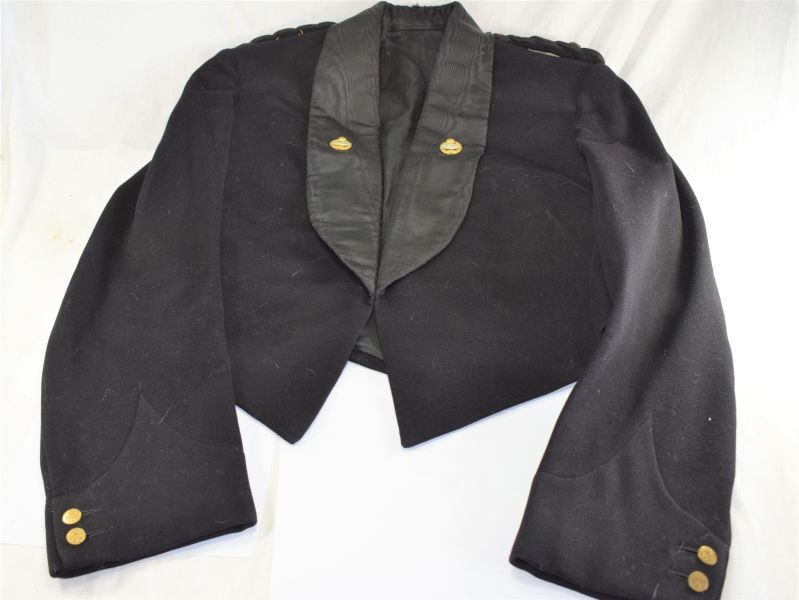 Excellent WW2 Era Royal Tank Corps Officers Mess Dress Jacket