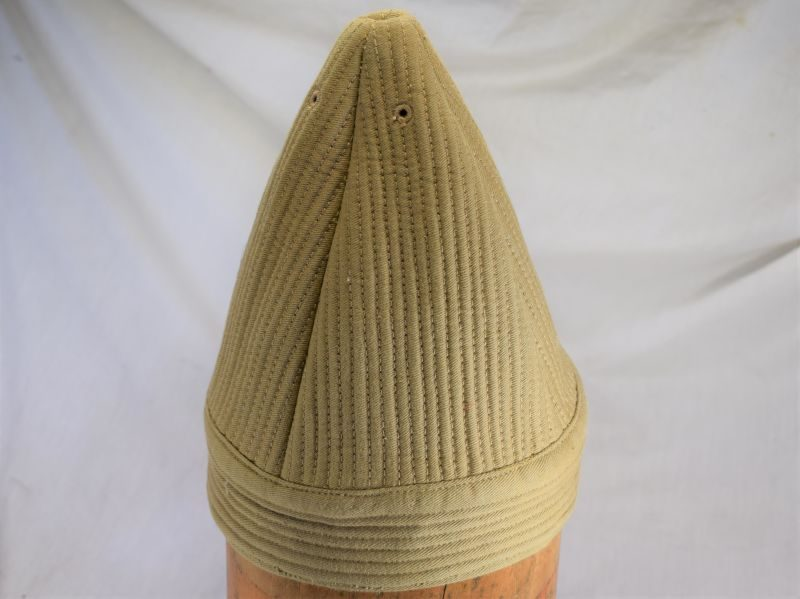 Mint Unissued British Indian Army Turban Cone Dated 1942