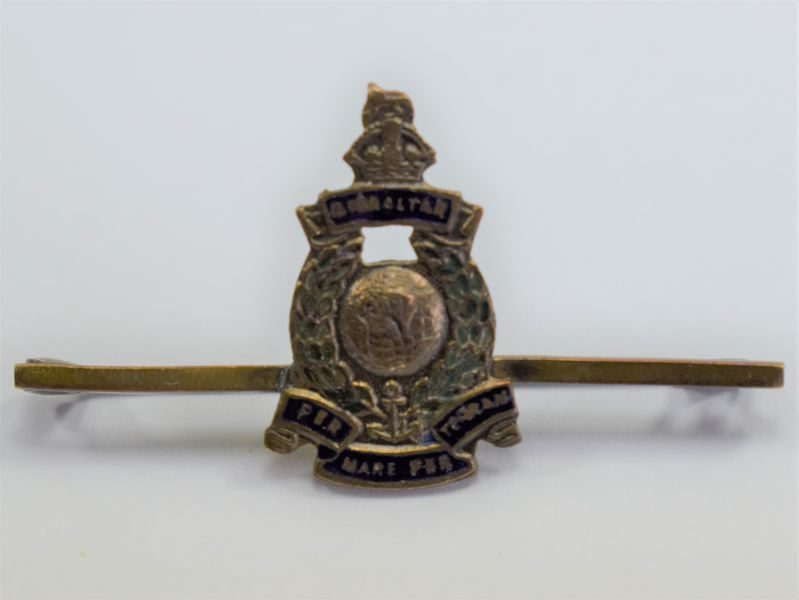 5 Original WW1 WW2 Royal Marines Sweetheart Brooch