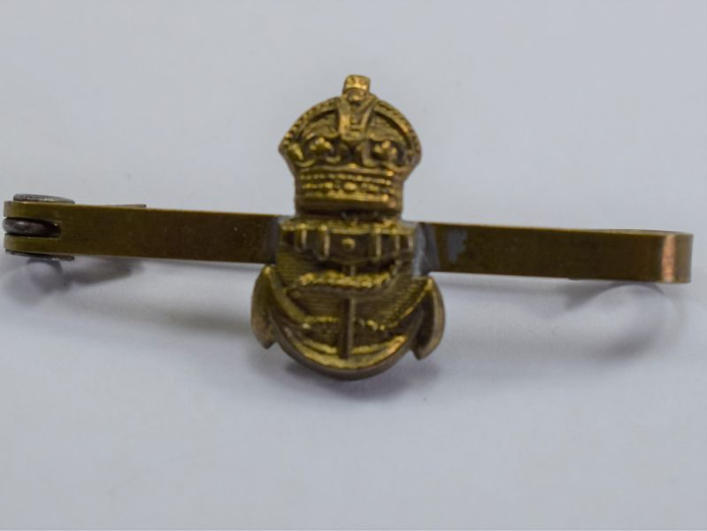 12 Original WW1 WW2 Royal Navy Sweetheart Brooch