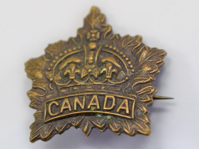 15 Original WW1 WW2 Canadian Military Sweetheart Brooch