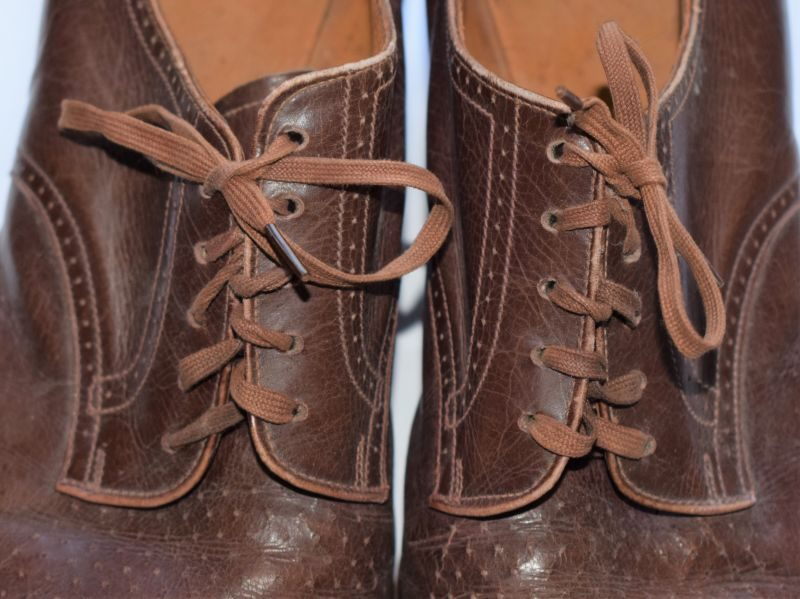 American Sweetheart Leather Shoes